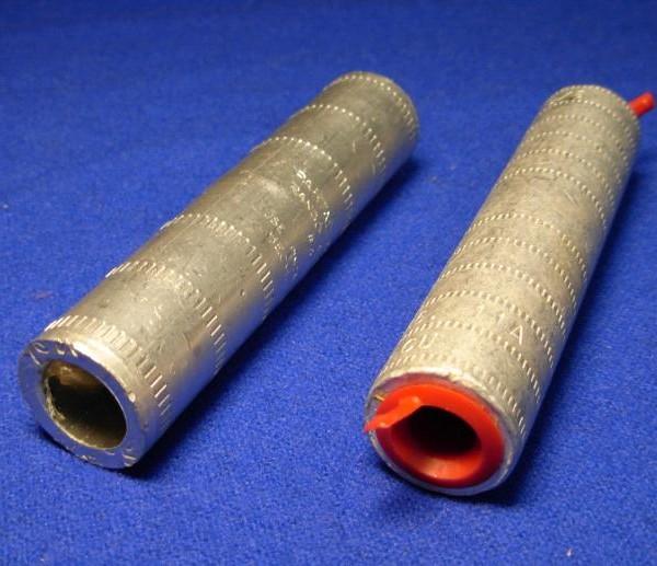 Conectores a tope de aluminio (UCS)