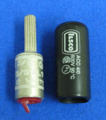 Conectores reductor de aluminio (PIN) (ACM)