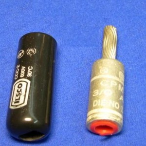 Conectores reductor de cobre (PIN) (CPM)