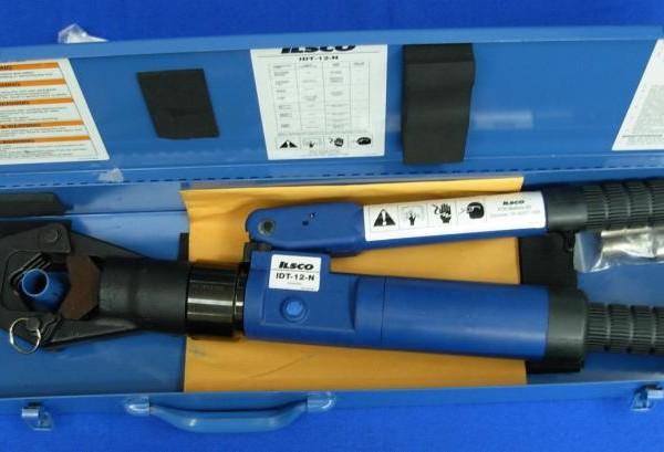 Pinzas hidráulicas de compresión ILSCO (IDT12N)